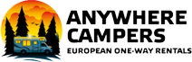 Anywhere autocamper leje - Auto Europe