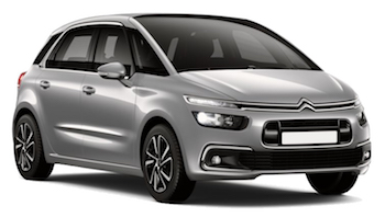 Citroen C4 Picasso Biludlejning