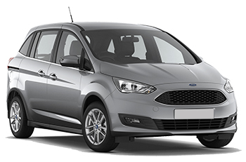 Ford Grand C Max Biludlejning