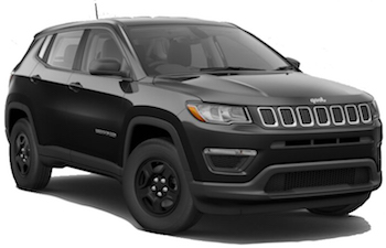 Jeep Compass Biludlejning