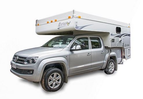 4x4 Adventure Camper Freedom Plus