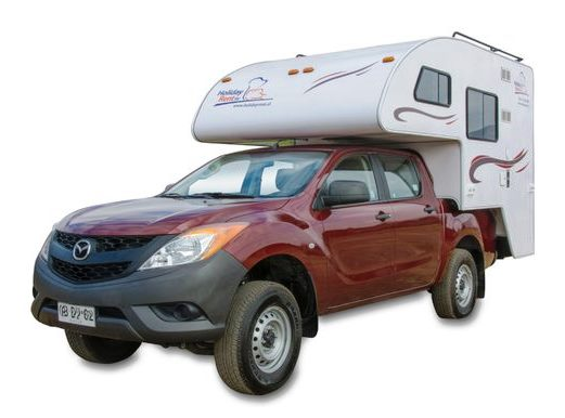 Patagonia Camper 4x4 Double Cab